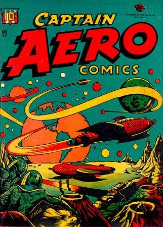 Captain Aero - L.B. Cole - 1946