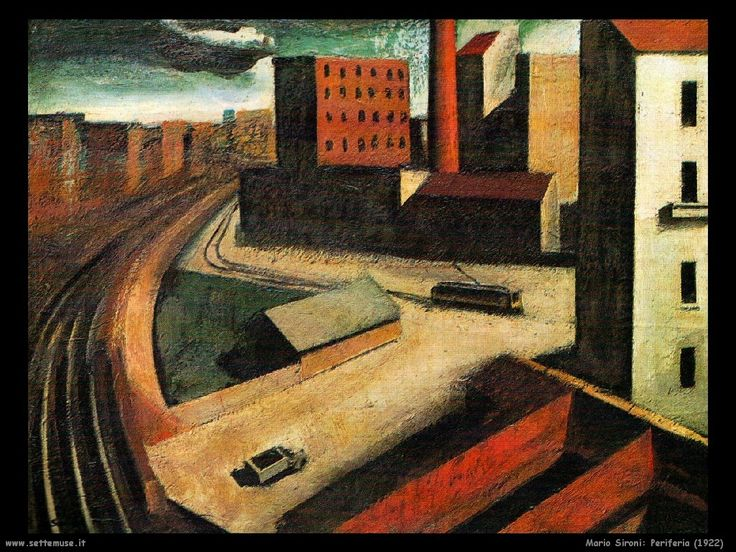 Mario Sironi 1922