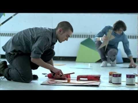 Lacoste LIVE Unconventional Talents Fall/Winter 2012-13 - Julien Vallée (Portrait Video)