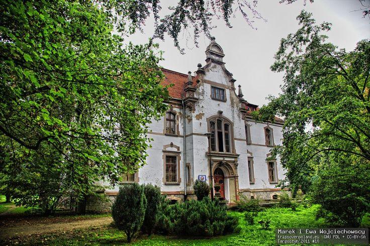 Targoszyn - Pałac