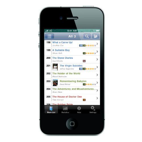 Se acerca el lanzamiento de la pp para iPhone de los 1001 libros que debes leer antes de morir