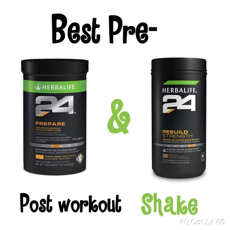 If you're looking for the BEST pre and post workout supplements, then look no further! I got just what you need.  Prepare: Take just before a workout. Help supports healthy blood flow to working muscles. Helps maintain focus and performance. Nitric Oxide an Creatine supplement system.  Rebuild Strength: Take within 30 mins following physical activity. Immediate and sustained muscle recovery. 24 g of whey and casein proteins. Has everything you need to support muscle growth, repair, and…