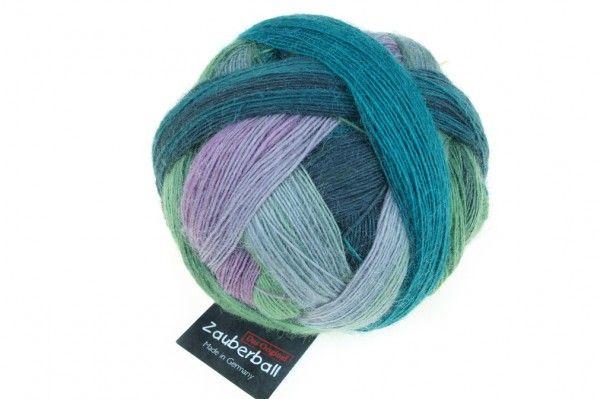 Zauberball 2308_ Smoking Area 75% Virgin Wool, 25% Nylon