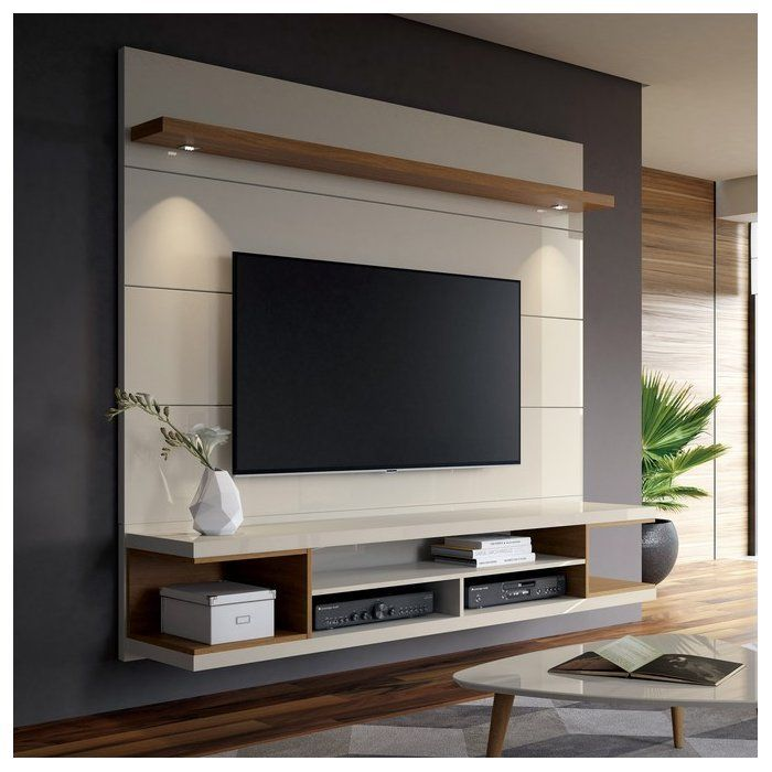Lemington Floating Entertainment Center for TVs up to 60 ...