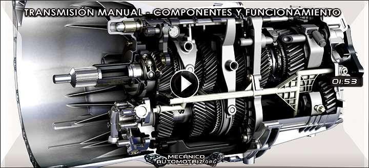 Video de Transmisión Manual y Caja de Cambios
