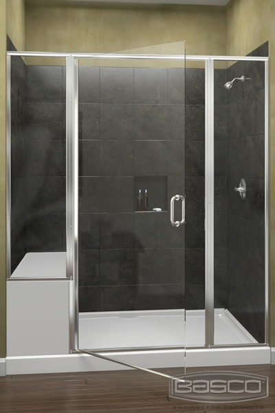 32 best basco shower doors images on pinterest