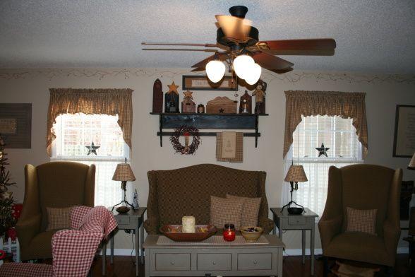 1000 Images About Primitive Livingroom On Pinterest