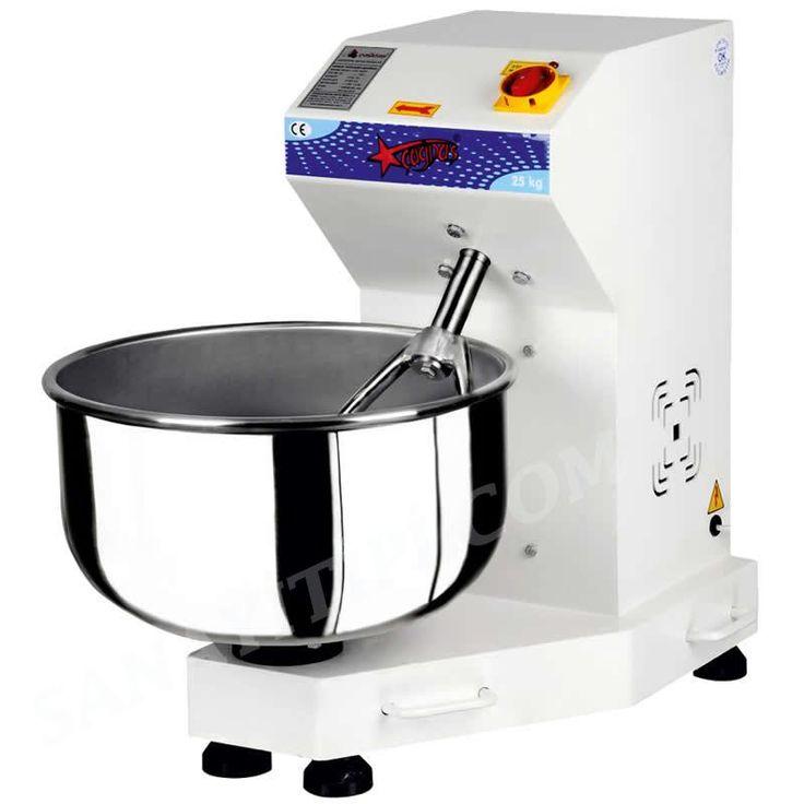 15 Kg Hamur Yoğurma Makinası » 15 Kg Hamur Yoğurma Makinası - Sanayi tipi