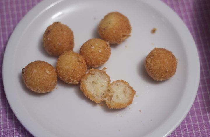 perle di formaggio