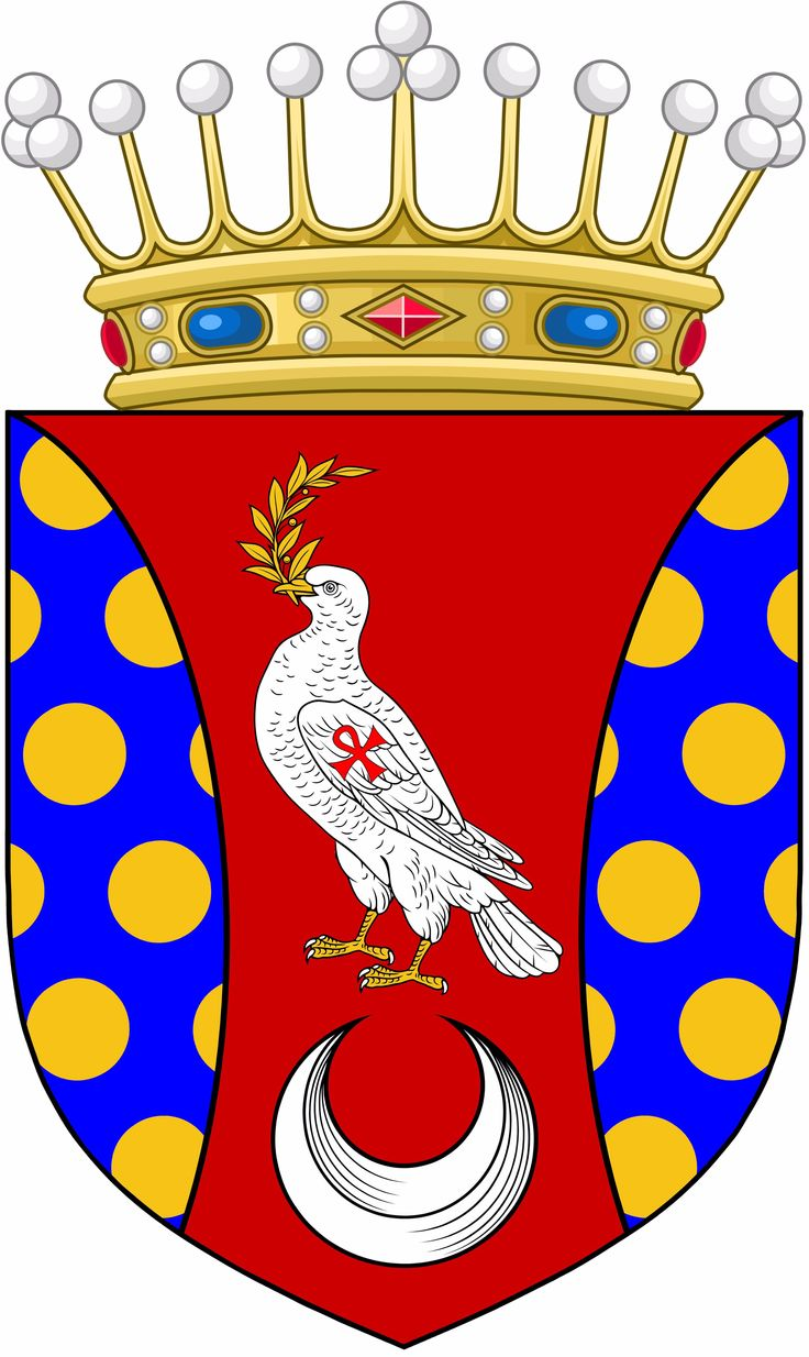Coat-of-Arms of Countess Shannon R. Gagnon, Dame Templar