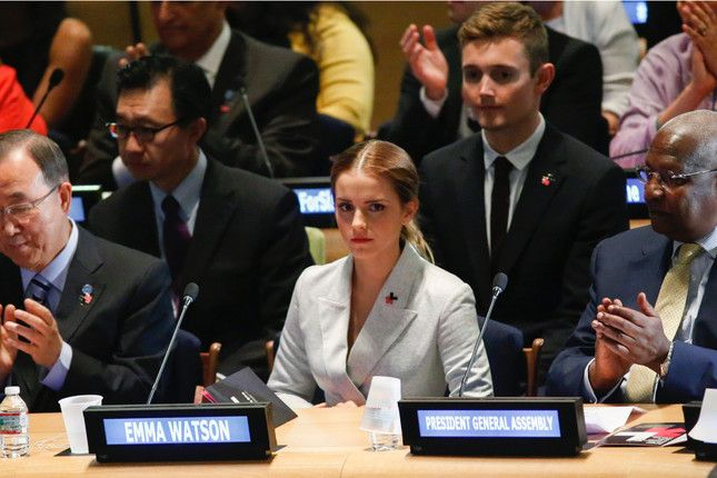 Emma Watson Delivers Game-Changing Speech on Feminism for the U.N. | Vanity Fair