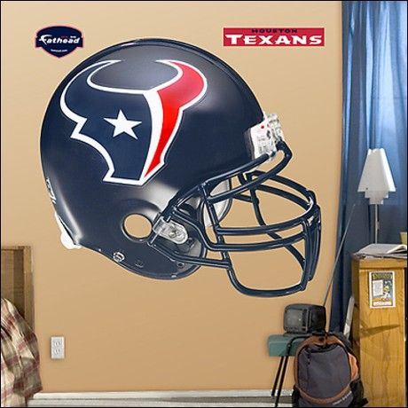 Houston Texans Helmet on CafePress.com