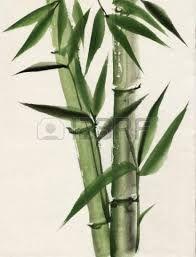 Resultado de imagen para pinturas de bambu