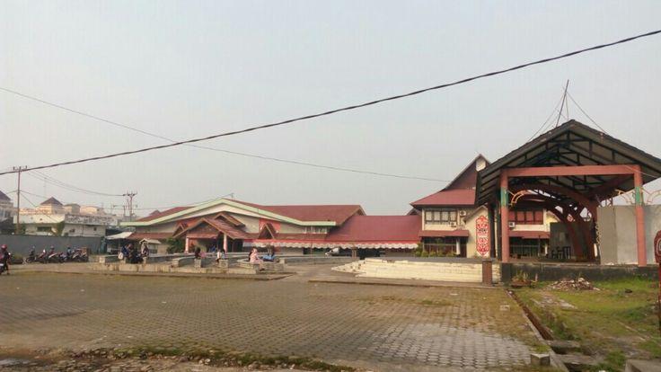 Taman Budaya Pontianak di Pontianak, Kalimantan Barat