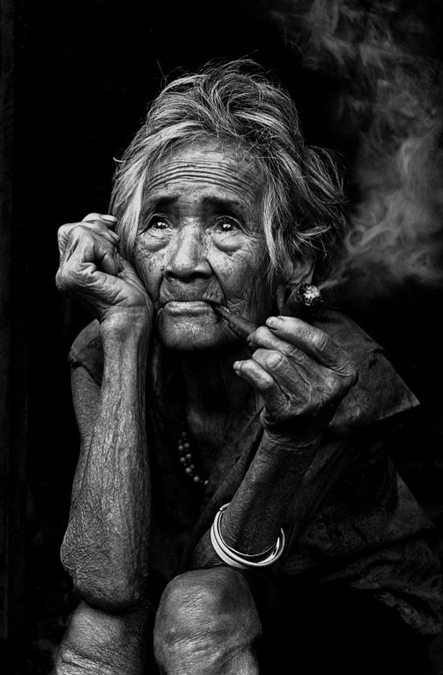Amazing Black And White Photography Portraits