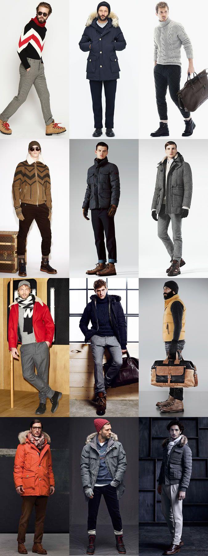 Men's Easter Break Style Guide: Snow & Ski Lookbook Inspiration