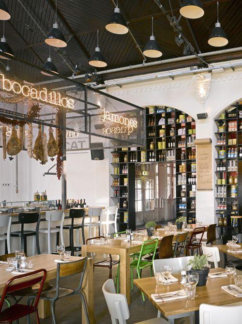 Mercat - vtwonen  #restaurant #Amsterdam #hotspot