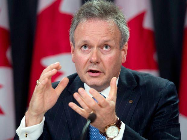 Bank of Canada's interest rate will go up in May and 'rise steadily' after that, OECD says  The OECD forecast is more bullish than the Bank of Canada. The economy has considerable excess capacity and needs monetary stimulus to sustain a recovery over the next two years, Governor Stephen Poloz told lawmakers Nov. 4.