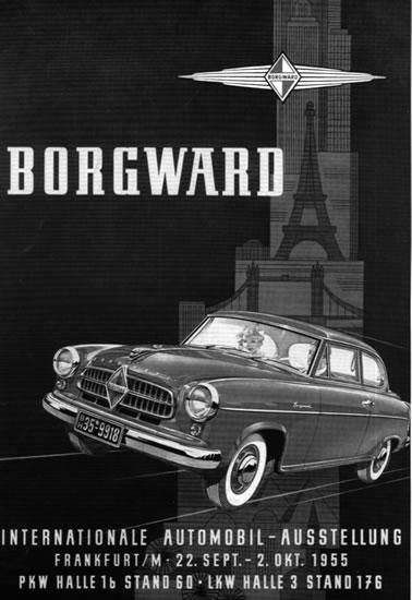 Borgward 1955