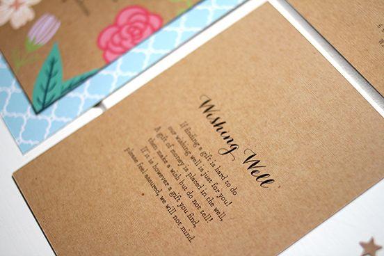 Justine + Luke | Starry Night Paperie