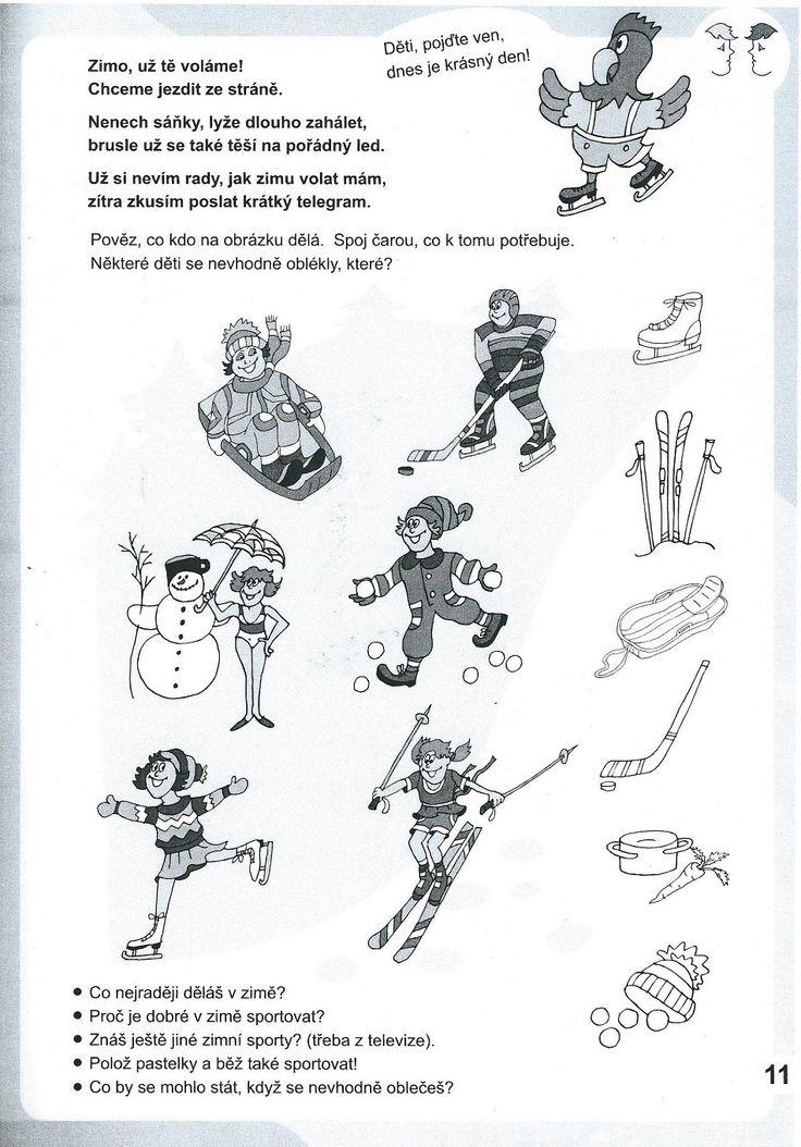 Zimní sporty, oblékání