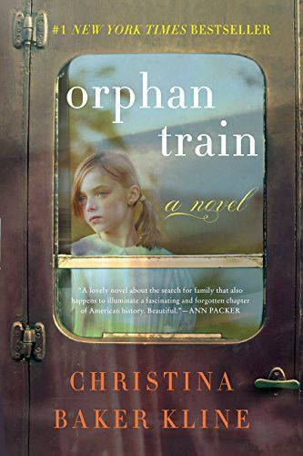 The #1 New York Times Bestseller Now featuring a sneak peek at Christina's forthcoming novel A Piece of the World, coming February 2017. Christina Baker Kline's Orphan Train is an unforgettable story