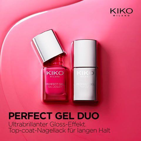 KIKO PERFECT GEL DUO KIKO Cosmetics Deutschland