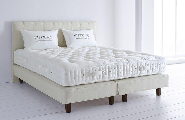 Herald Superb - Vispring łóżko klasyczne