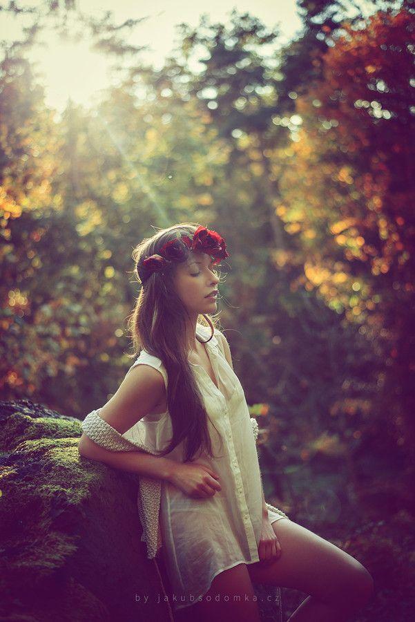 Forest fairy by Jakub Sodomka on 500px