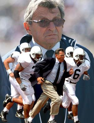 Penn State Football Players Numbers | ... Penn State University. He is arguably the greatest college football to