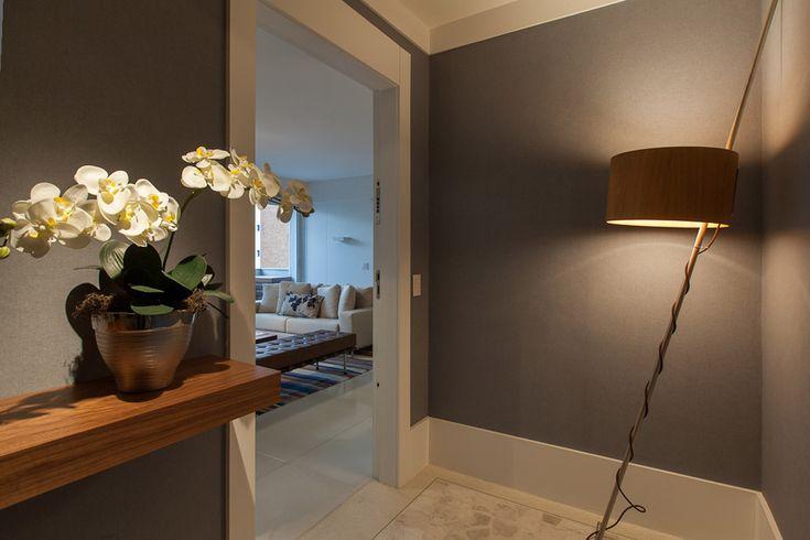 Projeto de Arquitetura de Interiores e reforma desenvolvido para apartamento localizado no Itaim Bibi, em São Paulo - SP, pela Asenne Arquitetura.