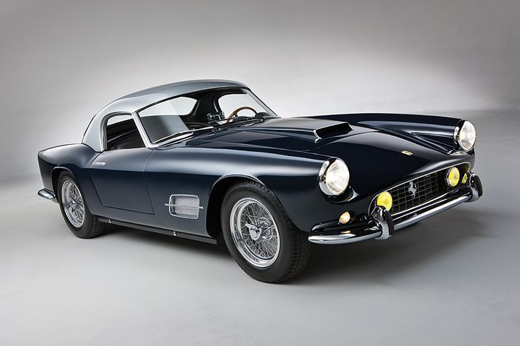 the most beautiful Ferrari ever   Ferrari 250 GT LWB California Spyder (1959)