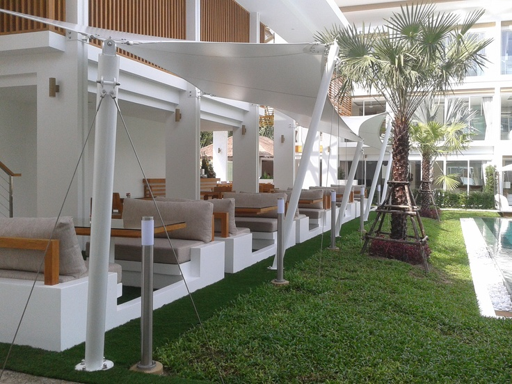 Need a little stylish shade? Shades Asia designs and ships shades, awnings, canopies, tents, blinds and more worldwide www.shadesasia.com