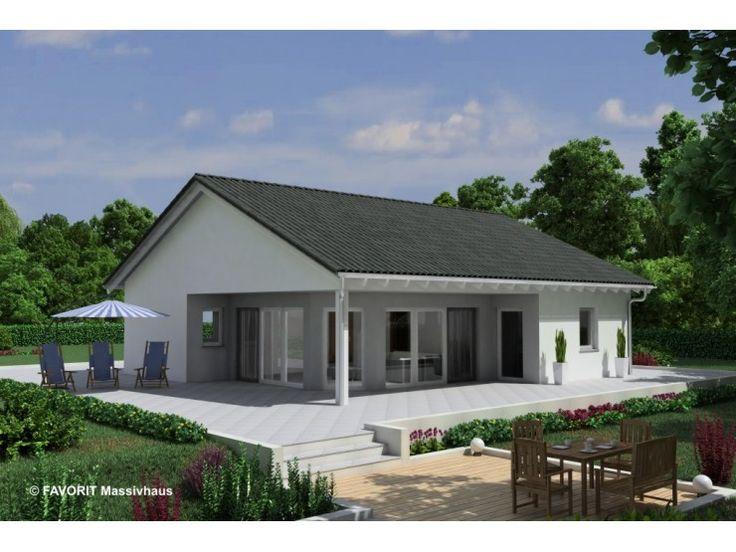 39 best images about proiecte de casa pe un singur nivel for Bungalow modern satteldach