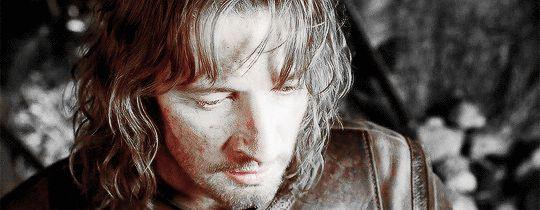 """gif request meme || LOTR & favourite familial relationship -Faramir & Boromir requested by padakitty"""