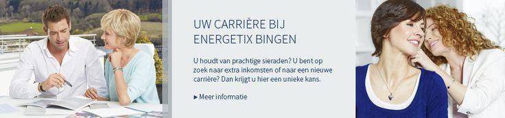 Wij zoeken collega's!  Energetix is een internationaal succesvol bedrijf, dat zich gespecialiseerd heeft in de verkoop van hoogwaardige magneetsieraden en accessoires. Wereldwijd vertrouwen miljoenen mensen op de positieve effecten van magneet therapie, om bijvoorbeeld hoofd- of rugpijn, migraine, depressies, stress of futloosheid te behandelen. Voel je je aangesproken? Wij geven je graag verdere informatie!