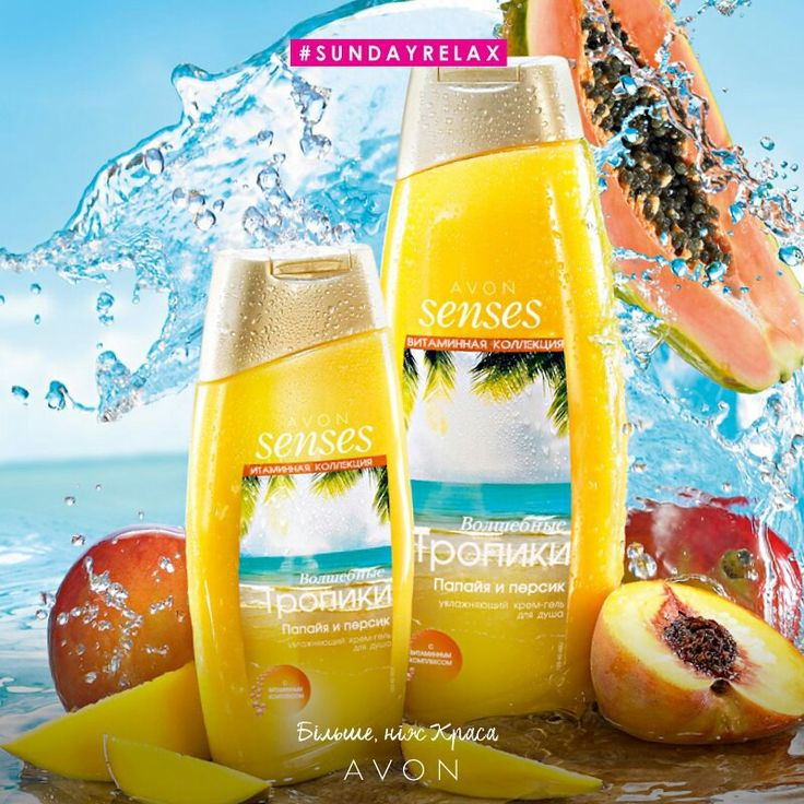 Крем-гель для душу «Чарівні тропіки» створений для тих, хто мріє про відпустку. Аромат екзотичної папайї переносить на райські острови, а соковитий персик робить очікування відпочинку солодшими.