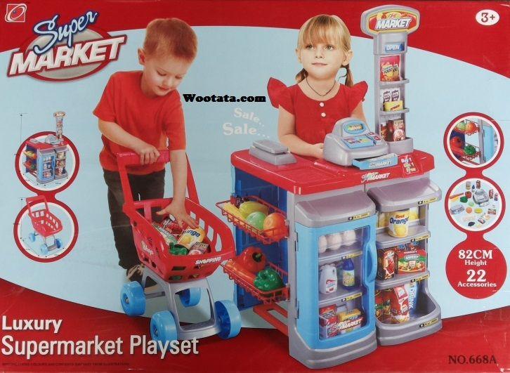 Mainan Anak Perempuan Terbaru Luxury Supermarket