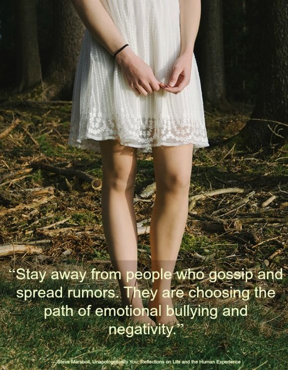 Do you agree? I totally agree with this anti-bullying quote