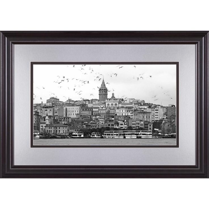 'Galata Tower' by MINART Gallery For different varieties go to www.minart.co #minart #minartco #minartistanbul #instagram #photography #frame #prints #wallart #walldesign #gallerywall #art #design