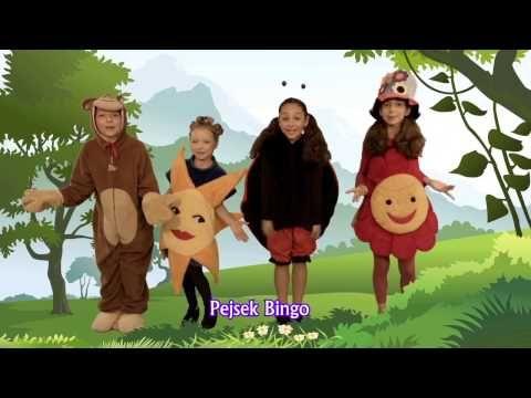 Písničky pro děti - Kola autobusu, Malý pavouček, Pejsek Bingo - YouTube