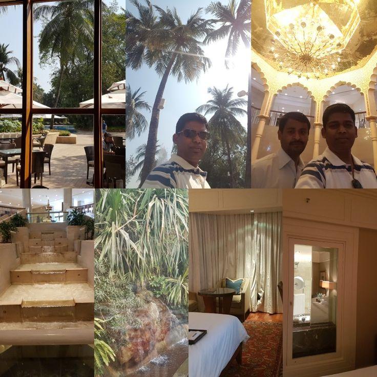 The Leela mumbai #theleela #travelwithleo
