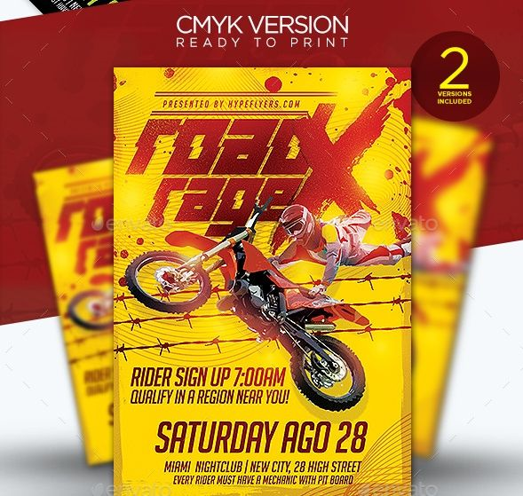20 best 20+ Event Flyer Template PSD for Music, Sports and Fund - event flyer templates
