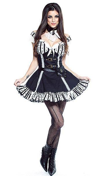 Sexy #Steampunk Costumes | Best #Halloween #Costumes & Decor
