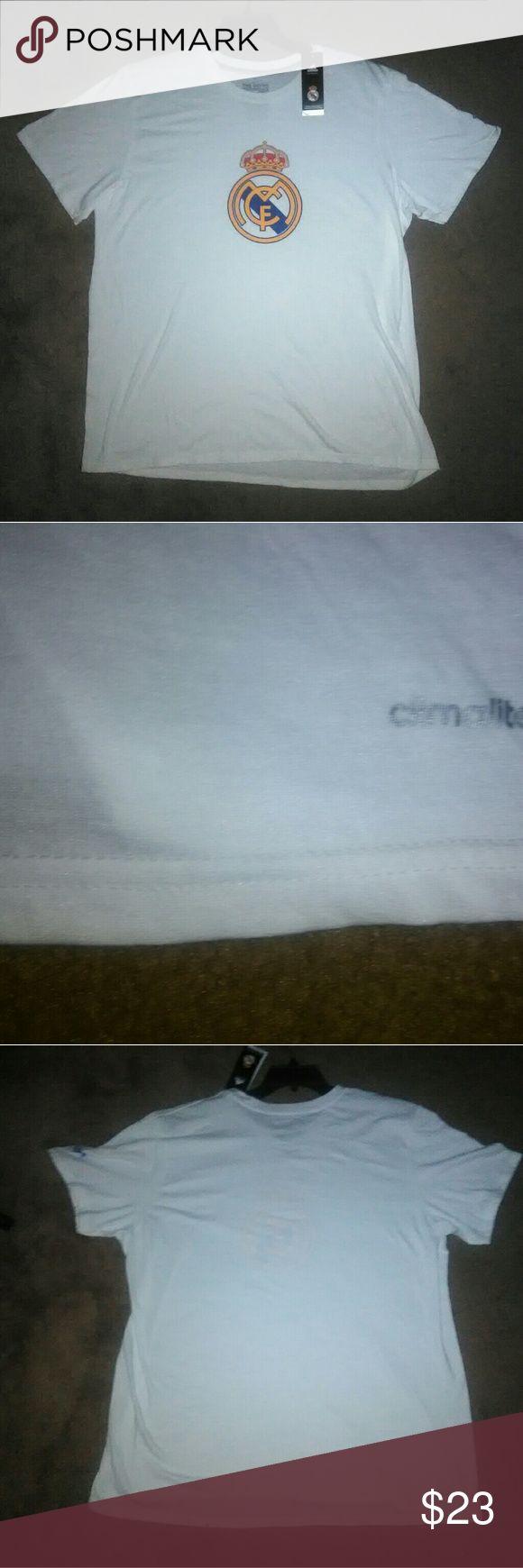 camiseta real madrid mujer blanca