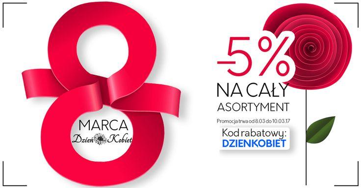 Specjalnie na DZIEŃ KOBIET! Kliknij w zdjęcie!  #promocja #dzieńkobiet #kobiety #8marca #mirjan24