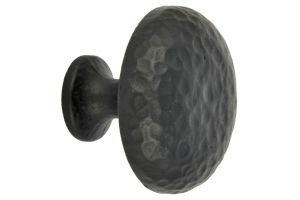 Giulio knobs, diecast knobs - available in black and pewter