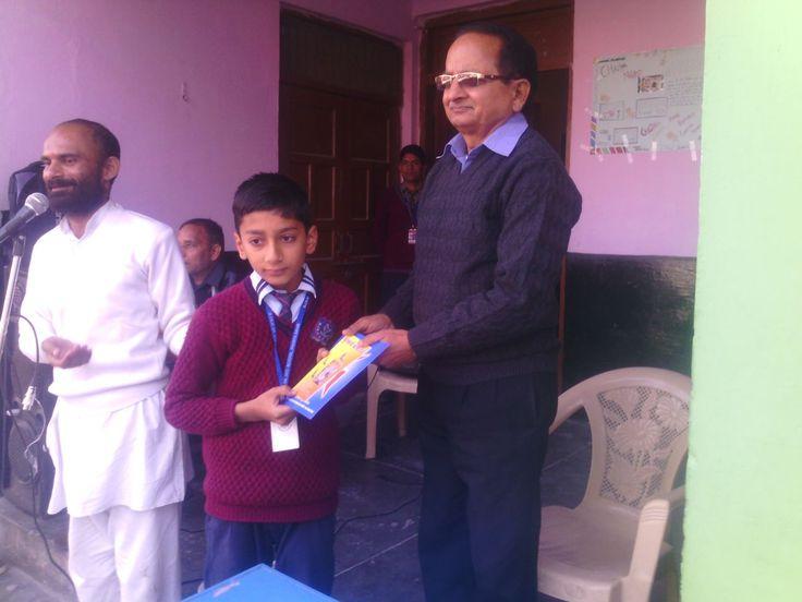 Himachal Pradesh (Panota Sahib)  Bibi Jeet Kaur Memorial Senior Secondary School M Bapuji K Sadhko Dwara Yog Evem uchh sanskar k karyekarm. 05/12/2014
