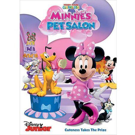 Mickey Mouse Clubhouse: Minnie's Pet Salon (Widescreen)