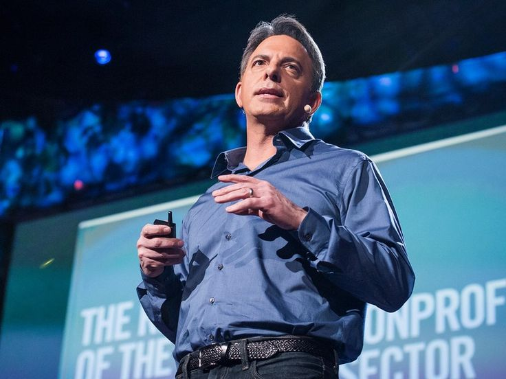 Activist and fundraiser Dan Pallotta calls out the double standard that drives our broken relationship to charities. Too many nonprofits, he says, are rewarded for how little they spend -- not for what they get done. Instead of equating frugality with morality, he asks us to start rewarding charities for their big goals and big accomplishments (even if that comes with big expenses). In this bold talk, he says: Let's change the way we think about changing the world.